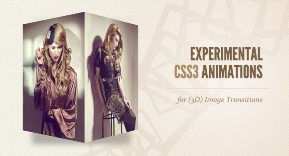 Few New Collections of CSS3 Effects